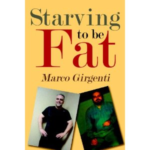 Marco's book, 'Starving To Be Fat' takes you through his up close and personal weight loss journey of losing 150 Lb.  -  To order your copy, please email us @ marco@getfitfaster.ca